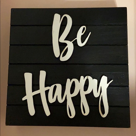 be happy decor